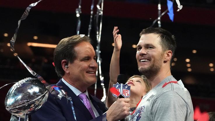 I Patriots vincono il peggior Super Bowl: Tom Brady sempre più nella storia