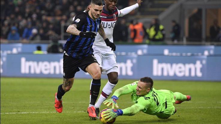 """Icardi e l'Inter: """"Se non la ami quando perde, non amarla quando vince"""""""