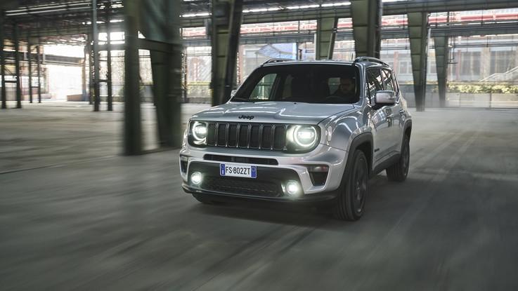 """Jeep: Renegade """"S"""", una sportiva in famiglia"""