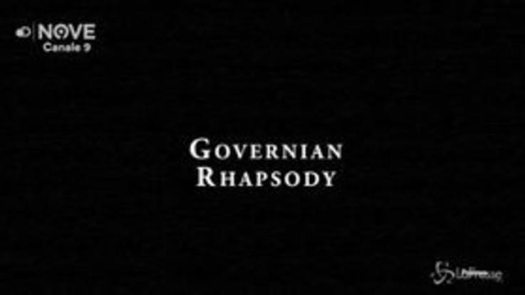 Governian Rhapsody: Crozza trasforma Salvini, Di Maio, Toninelli e Conte nei Queen