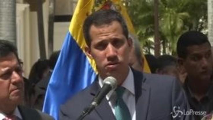 Venezuela, Italia isolata nell'Ue: divisioni nel governo