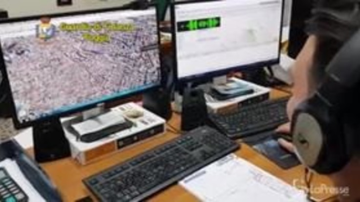 Bombe a Foggia, arresti e perquisizioni