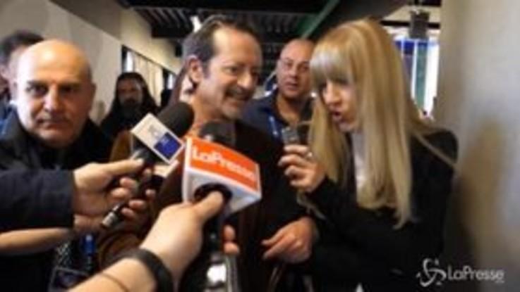 """Sanremo, Papaleo: """"Avevo una mia canzone,  volevo la patente di cantautore"""""""