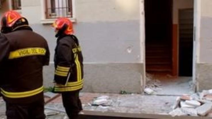 Milano, esplode palazzina nel quartiere Stadera