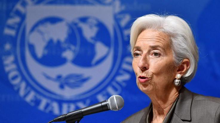 """Il Fmi avverte l'Italia: """"Pil sotto l'1% di crescita per 5 anni. Dubbi su reddito di cittadinanza e quota 100"""""""