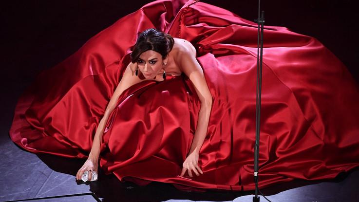 Sanremo, la seconda serata in immagini