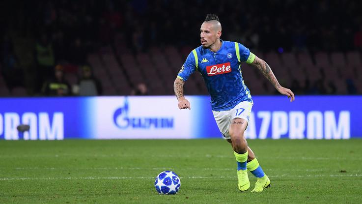 """Salta il trasferimento di Hamsik in Cina. Napoli: """"Accordi non rispettati"""""""