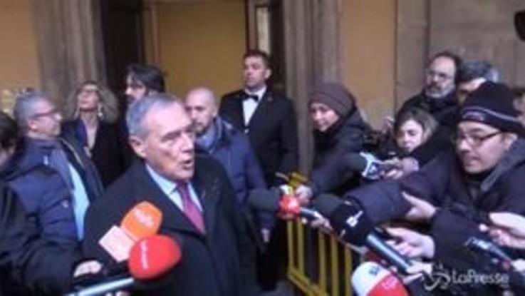 """Caso Diciotti, Grasso: """"Documenti presentati da Salvini sono irricevibili"""""""