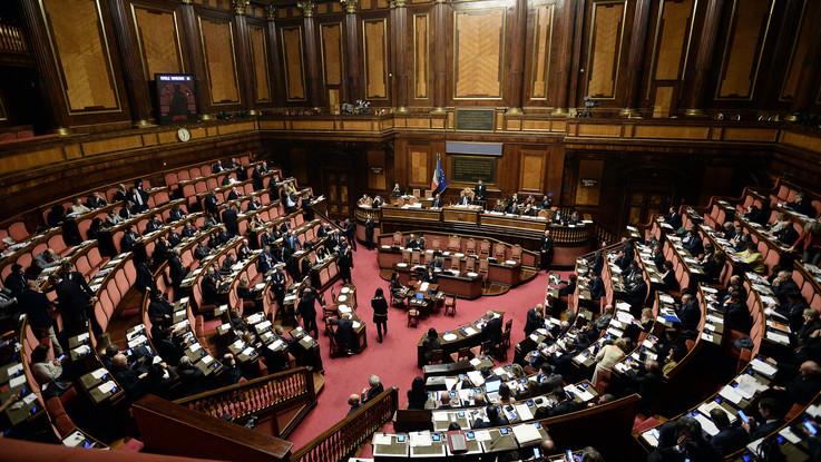 S del senato alla riduzione del numero dei parlamentari for Parlamentari numero