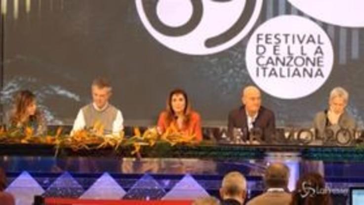 """Sanremo, direttrice Rai 1: """"Grazie a Striscia per il tapiro, onorificenza strepitosa..."""""""