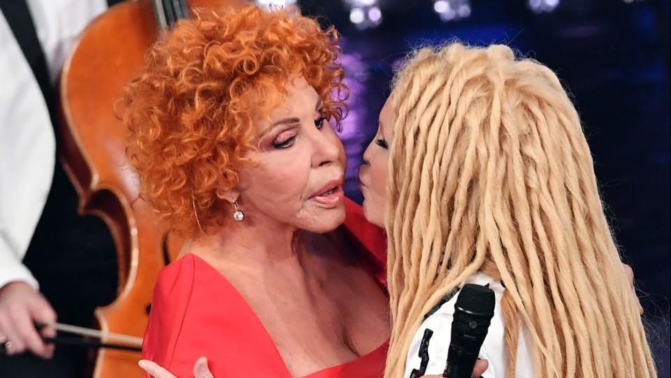 Ornella Vanoni e Patty Pravo ©