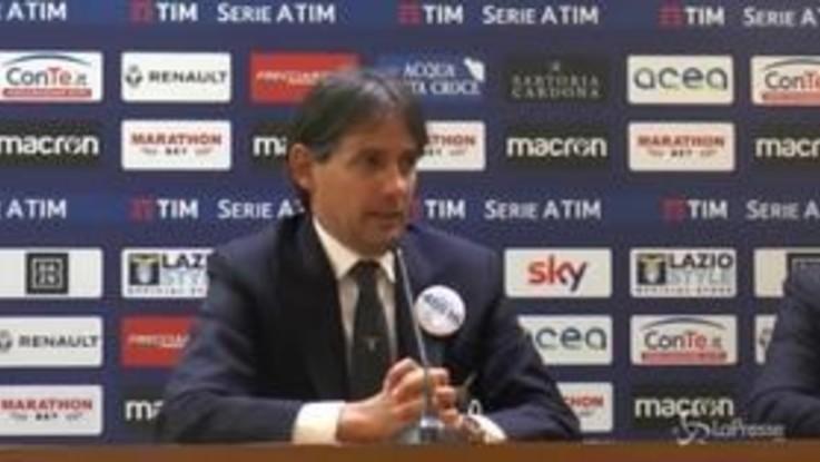 "Lazio, Inzaghi: ""Due vittorie importanti, Caicedo esemplare"""