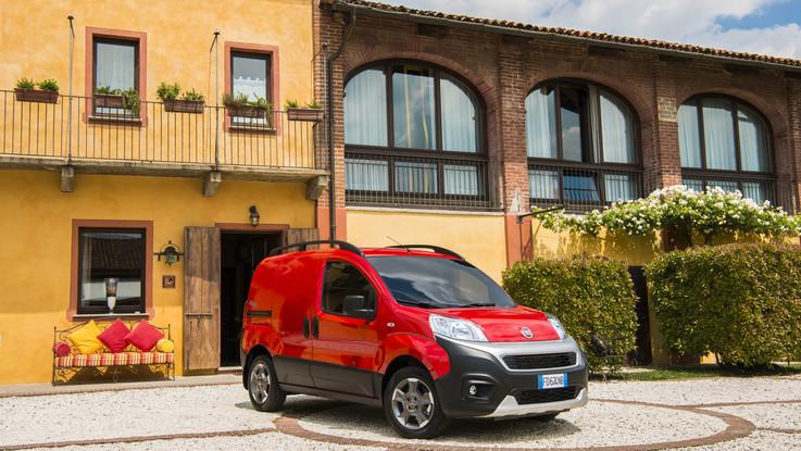 """Fiat Professional, al Fiorino il """"Volante d'oro"""" in Tunisia"""