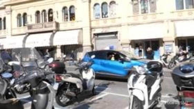 """La protesta dei gilet gialli arriva a Sanremo: """"Di Maio? No a strumentalizzazioni"""""""