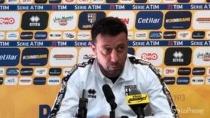 """Parma, D'Aversa: """"Inter ferita, guai a sottovalutare impegno"""""""