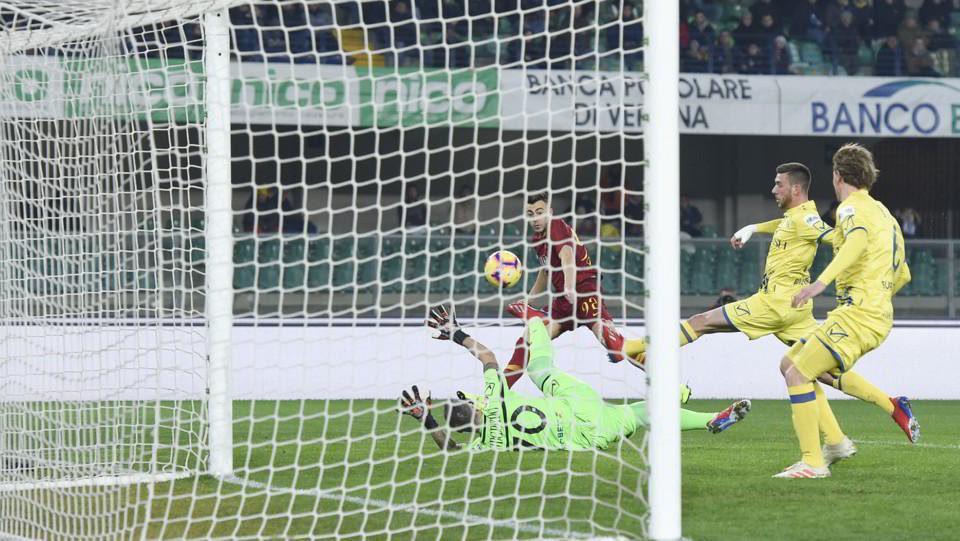 Il gol di El Shaarawy ©