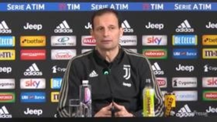 """Juventus, Allegri: """"Tra poco la BBC di nuovo a disposizione"""""""