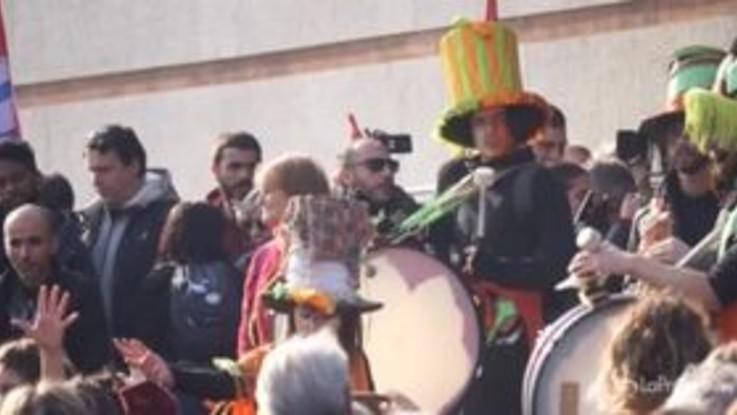 "Venezia, manifestazione pro accoglienza ""Side by Side"""