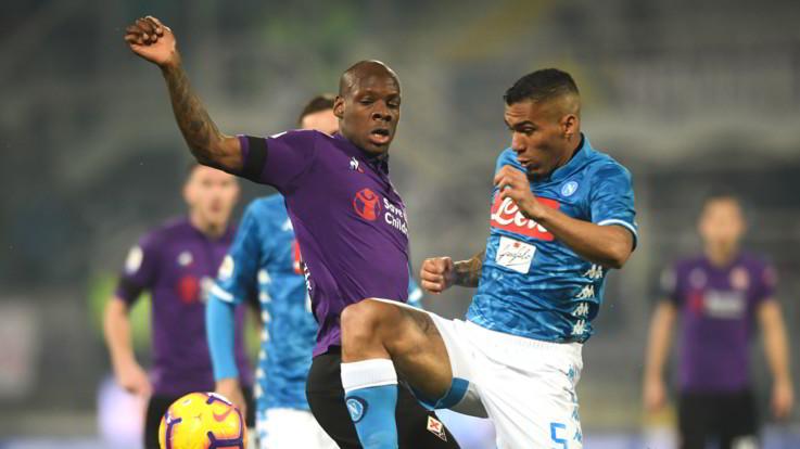 Serie A, tra Fiorentina e Napoli è 0-0: Lafont salva i Viola, partenopei spreconi