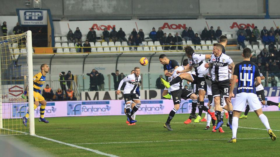 Il gol di D'Ambrosio annullato dal Var ©