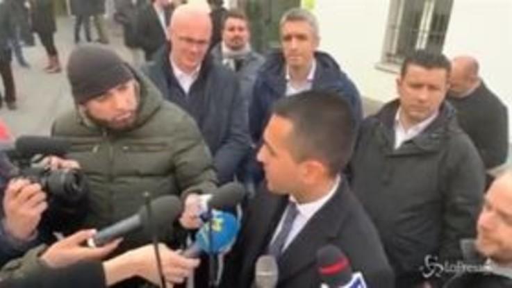 """Scontro Italia-Francia, Di Maio attacca: """"Macron ha una visione limitata"""""""