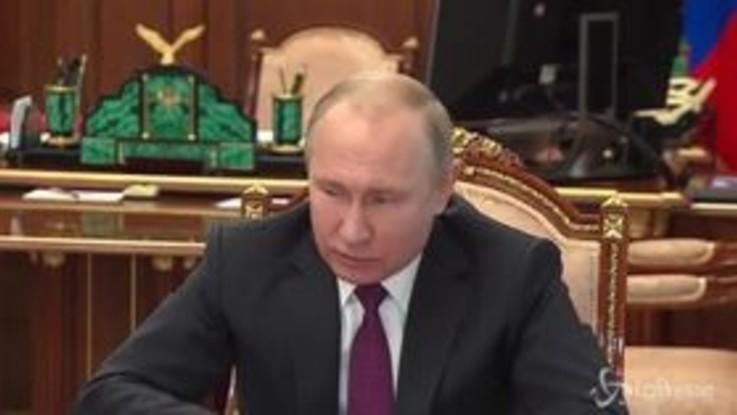 Venezuela, Russia prepara bozza per Onu