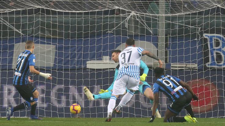 Serie A, Atalanta-Spal 2-1   Il fotoracconto