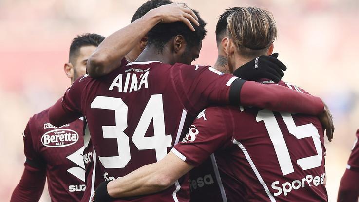 Serie A, Toro vede Europa: Udinese piegata con Ola Aina, Var protagonista