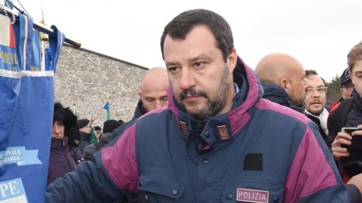 """Abruzzo, Salvini rompe il silenzio elettorale. Zingaretti: """"Viola la legge, mandiamoli a casa"""""""