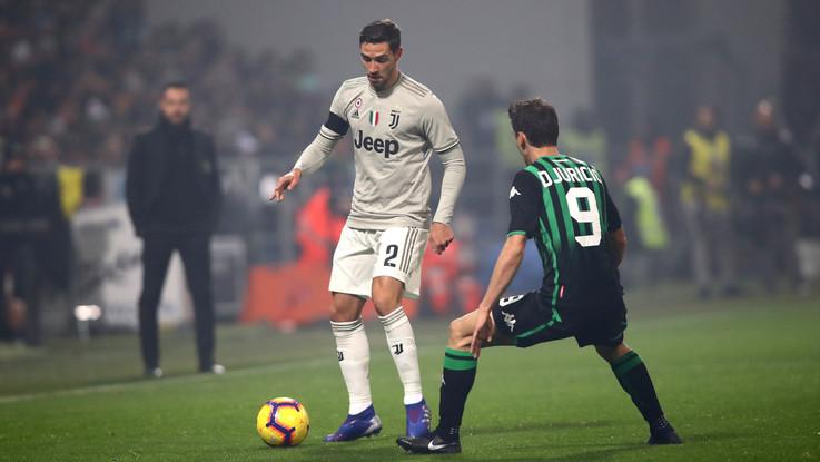 Serie A, Sassuolo-Juventus 0-3 | Il Fotoracconto