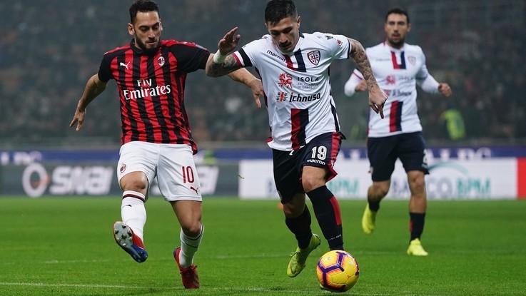 Serie A, Milan-Cagliari 3-0 | Il Fotoracconto