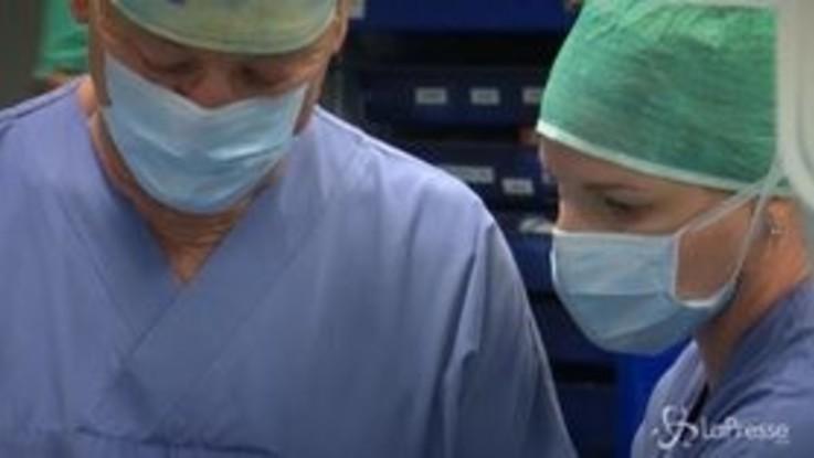 Torino, un robot per la chirurgia spinale del futuro
