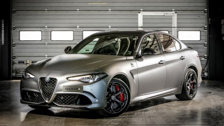 Alfa Romeo per Theodora Onlus