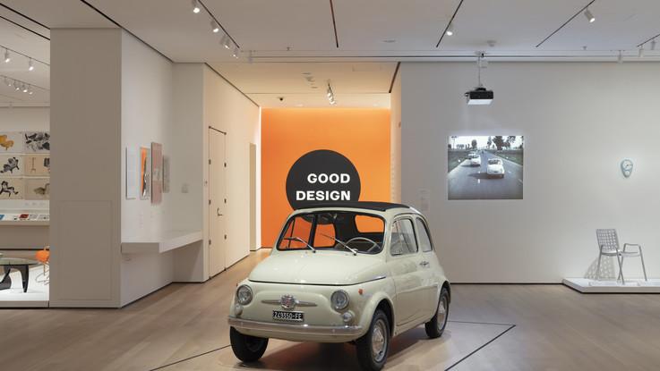 FIAT 500, un'icona a New York