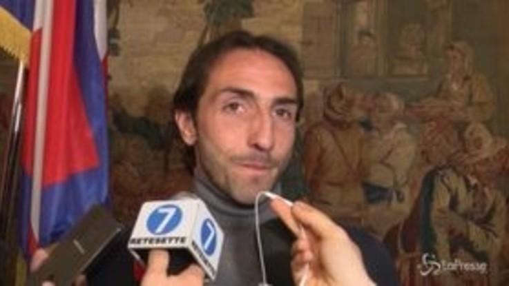 """""""Che storia lo sport"""": premiato a Torino il difensore Moretti"""
