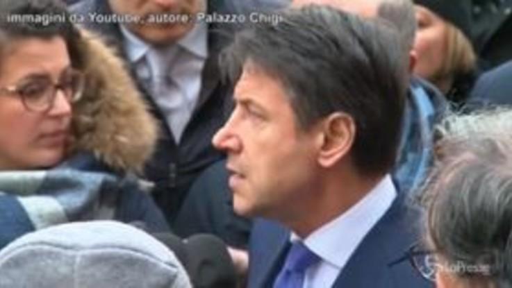 Conte si sostituisce a Mattarella, gaffe del premier