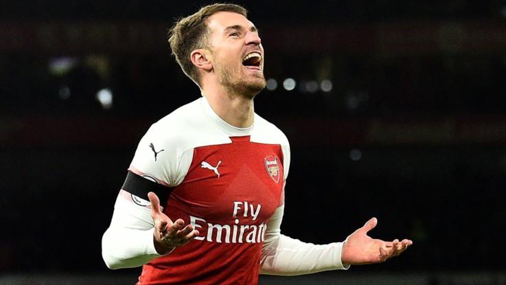 Juventus, è ufficiale: Ramsey bianconero da luglio