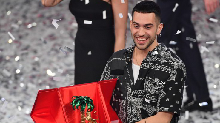 """Sanremo, Mahmood: """"Rappresenterò l'Italia all'Eurovision con Soldi"""""""