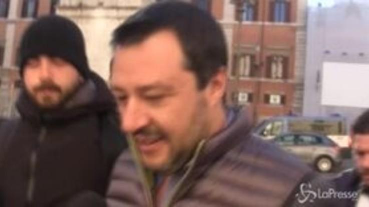 """Tav, Salvini: """"Devo ancora leggere dossier"""""""