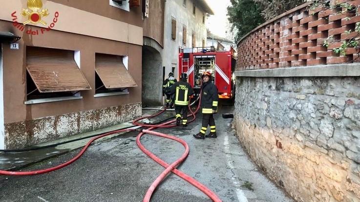 Incendio in provincia di Pordenone: trovato morto un bimbo di 5 anni