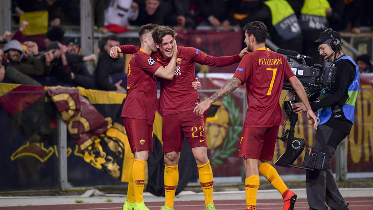 Champions, un grande Zaniolo e un po' di sfortuna. Roma-Porto 2-1