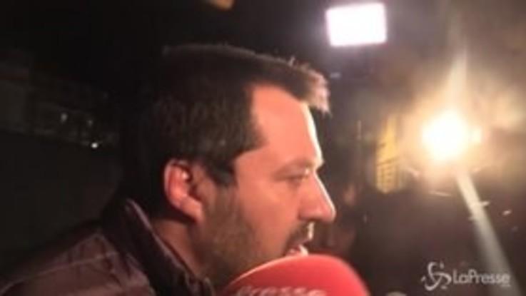 """Tav, Salvini: """"Devo leggere le carte ma resto convinto che si debba fare"""""""