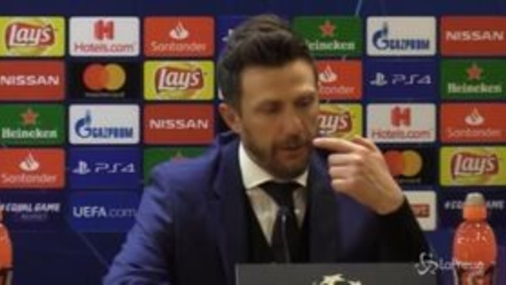 """Roma, Di Francesco: """"Meritavamo una vittoria più larga"""""""
