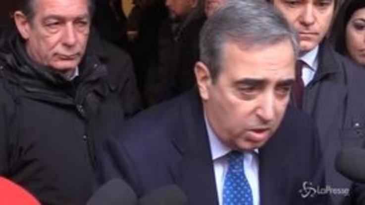 Diciotti, in giunta Gasparri dice no al processo a Salvini