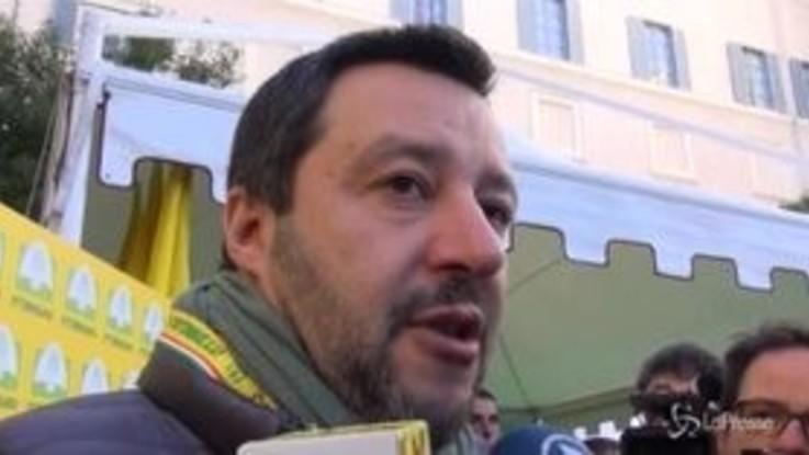 """Salvini su Tav: """"Analisi costi-benefici non mi convince"""""""