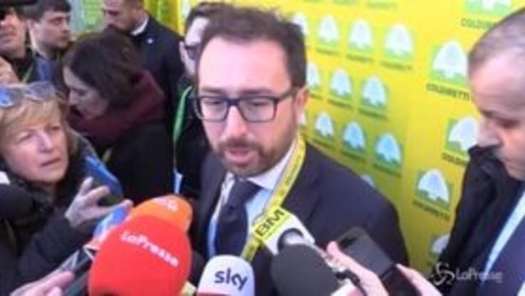 """Terroristi, Bonafede: """"Con la Francia aperto un canale importante"""""""