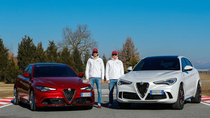 Alfa Romeo Racing: il Biscione scalda i muscoli