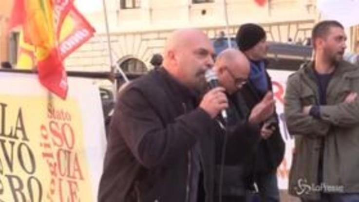 """Usb in piazza contro le autonomie: """"Propongono una secessione"""""""