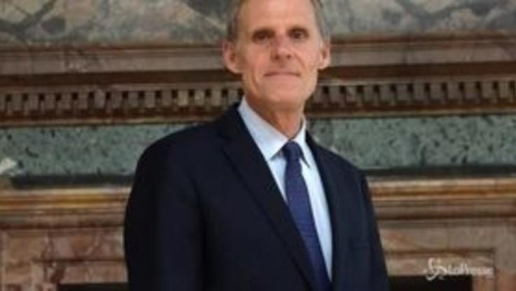 Torna in Italia l'ambasciatore francese