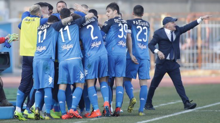 Serie A, Sassuolo regala un tempo: Empoli ringrazia e vince 3-0